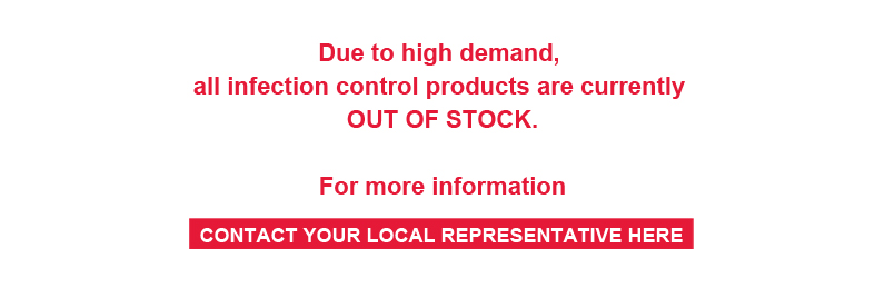 Infection Control Demand Banner