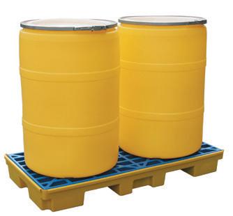 Spill Pallets & Drums
