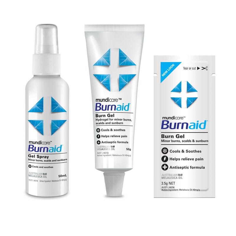 Burn Creams & Gels