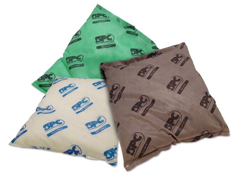 Spill Control Pillows