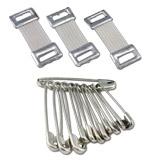 Bandage Clips & Pins