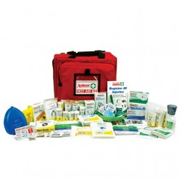 National Workplace Softbag Portable First Aid Kit