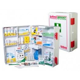 National Workplace ABS Wall Mounted First Aid Kit