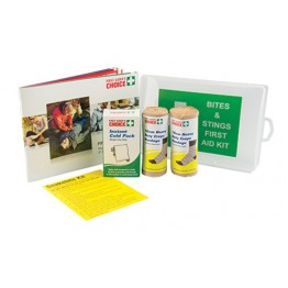 Bites & Stings First Aid Kit