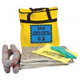 Accidental Eco-Friendly General Purpose Vehicle Spill Kit 20L