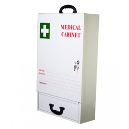 First Aid Cabinet Empty Metal X Large 3f