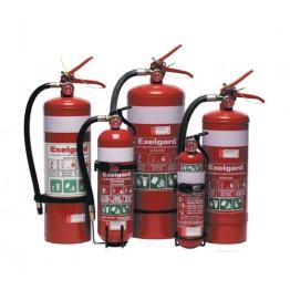 Fire Extinguishers - Dry Powder AB(E)