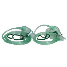 Oxygen Therapy Masks & Tubing