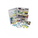 Café First Aid Kit ABS Plastic Wall Mountable