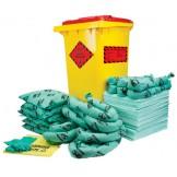 Accidental Large 240 Ltr Chemical Spill Kit