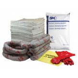 Accidental General Purpose REFILL Spill Kit 120 L  Eco-Friendly