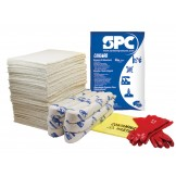 Accidental Oil & Fuel REFILL Spill Kit 120 L Eco-Friendly