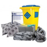 Accidental General Purpose Spill Kit 240 Litre Polypropylene