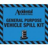 Accidental 20 ltr General Purpose Spill Bag Label