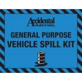 Accidental 50-60 ltr General Purpose Spill Bag LABEL