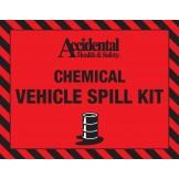 Accidental 50-60 ltr Chemical Spill Bag LABEL