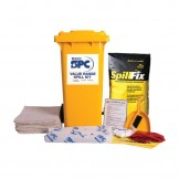 Value Mobile Spill Kit - Oil Only, Large up to 182L