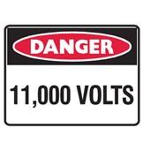 11,000 Volts
