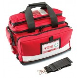 Large Red Portable Soft Bag