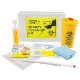 Sharps Clean-Up Kit