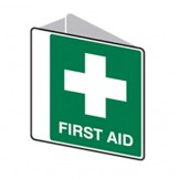 3D Sign First Aid