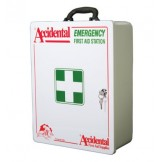 Metal Wall Mount First Aid Cabinet
