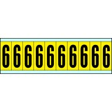 Outoor Numbers & Letters Series 1534 49mm