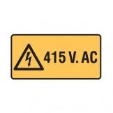 415 V.Ac W/Picto