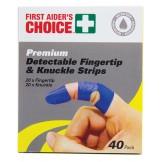 FAC Blue Waterproof & Detectable Assorted Strips