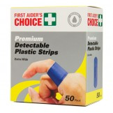 FAC Blue Detectable Plastic Strips