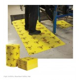 High Visibility Pads and Rolls
