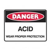Acid Wear Proper Protection