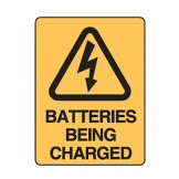 Batteries Being Charged