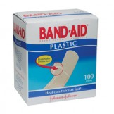 Band-Aid Plastic Strips