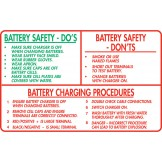Battery Safety Dos and Don'ts