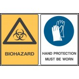 Biohazard Hand Protection