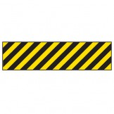 Black/Yellow Stripes