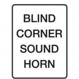 Blind Corner Sound Horn