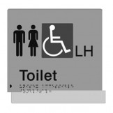Braille Signs - Unisex Access