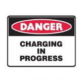 Charging In Progress