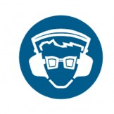 Ear And Eye Protection Pictos