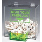 Ear Plug Dispenser