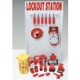Electrical Lockout Station