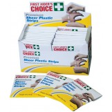 FAC Plastic Strips Pack 10