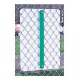 Fence Sign Mounting Brackets