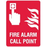 Fire Equipment Signs - Fire Alarm Call Point