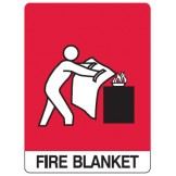 Fire Equipment Signs - Fire Blanket