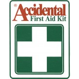 First Aid Kit Stickers