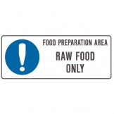 Food Preparation Raw Food Only