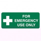 For Emergency Use Only